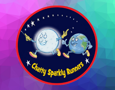 Chatty Sparkly Runners